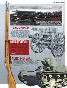 76mm M1902 Gun military illustration in History of War article