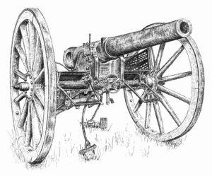 C64 Krupp Cannon