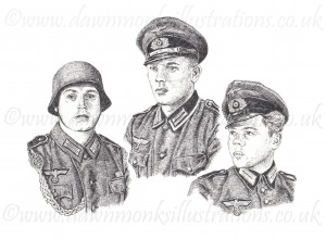 Alois, Heinrich & Adalbert Gilgenbach - Missing in Action - WW2
